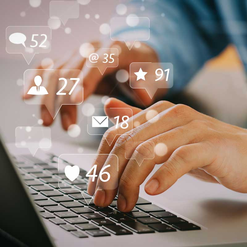 social media content erstellung und betreuung